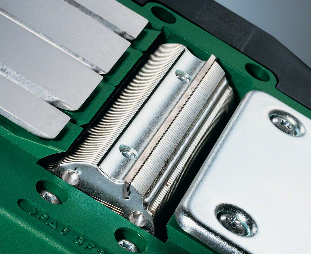 регулировка ножей электрорубанка