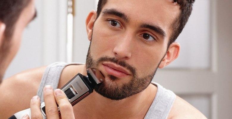 С помощью электробритвы с регулировкой длины щетины можно сделать ухоженную бороду даже дома