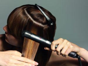 Как пользоваться утюжком для волос