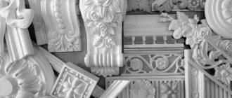Полиуретановая лепнина: стильное решение для вашего интерьера