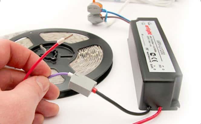 Монтаж светодиодной ленты - Установка светодиодных лент в потолок своими руками