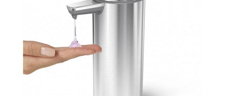 Подбираем диспенсеры для порционной выдачи жидкого мыла