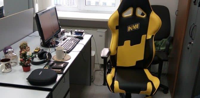 Игровые кресла DXRacer
